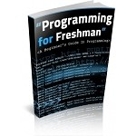 Programming For A Freshman (PLR / MRR)