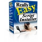 Really Easy Script Installer (PLR / MRR)
