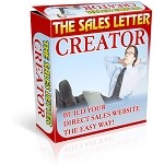 Sales Letter Creator - Software (PLR / MRR)