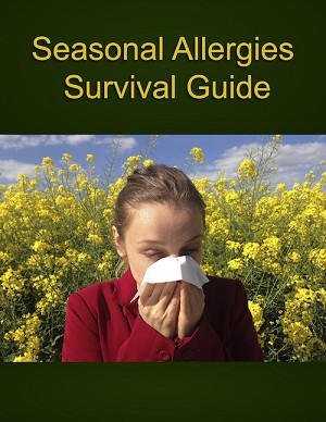Seasonal Allergies Survival Guide (PLR / MRR)