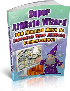 Super Affiliate Wizard  (PLR / MRR)