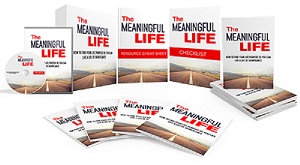 The Meaningful Life (PLR / MRR)