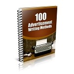 100 Advertisement Writing Methods (PLR / MRR)