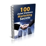 100 Joint Venture Marketing Secrets (PLR / MRR)