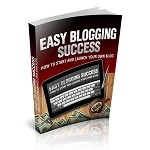 Easy Blogging Success (PLR / MRR)
