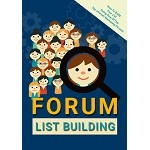 Forum List Building (PLR / MRR)
