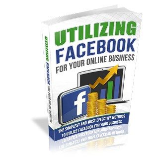 Utilizing Facebook For Your Online Business (BRR)