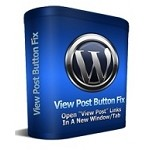 View Post Button Fix WP Plugin (PLR)
