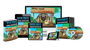 Viking Banner Advertising (PLR / MRR)
