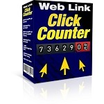 Web Link Click Counter (PLR / MRR)