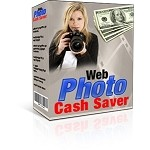 Web Photo Cash Saver (PLR / MRR)