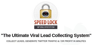 WP Speed Lock Plugin